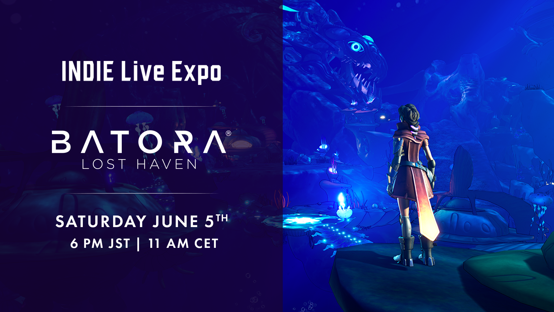 Batora: Lost Haven featured at Indie Live Expo!