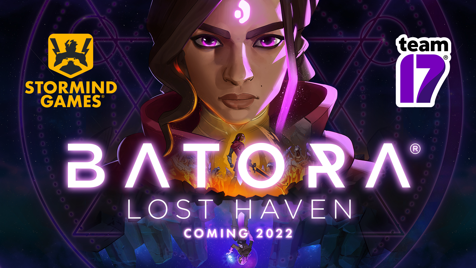 Team17 and Stormind Games will bring Batora: Lost Haven to PC and consoles in 2022!