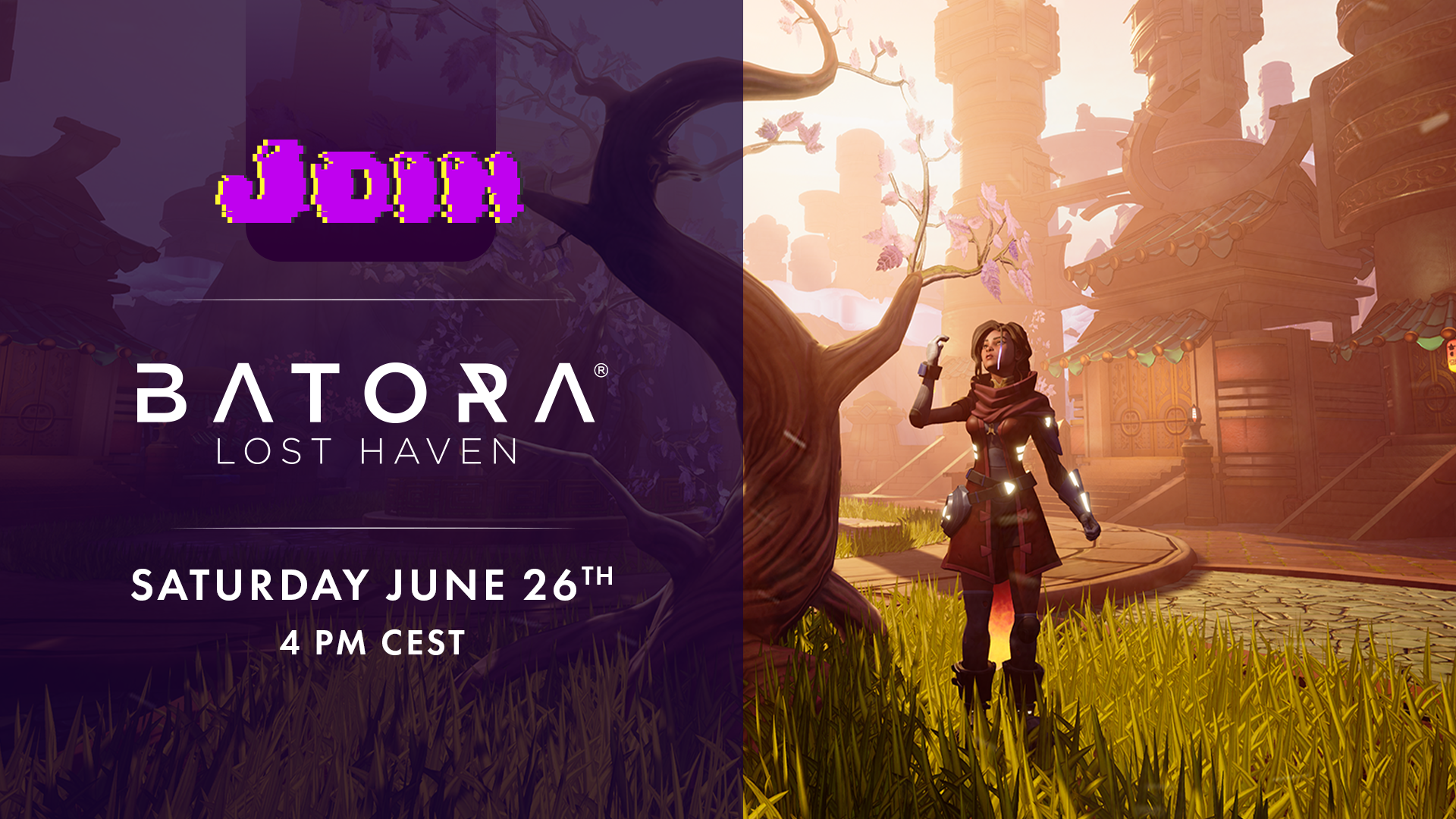 Batora: Lost Haven takes part in Join The Indie!