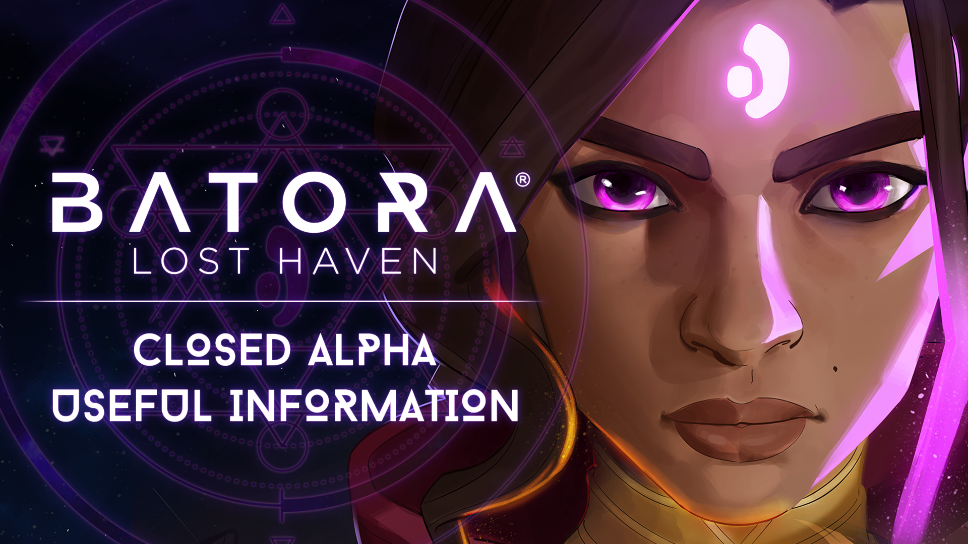Some useful information about the Closed Alpha of Batora: Lost Haven